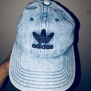 Adidas Originals Denim Baseball Hat